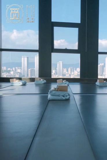 福州瑜伽馆-教学环境