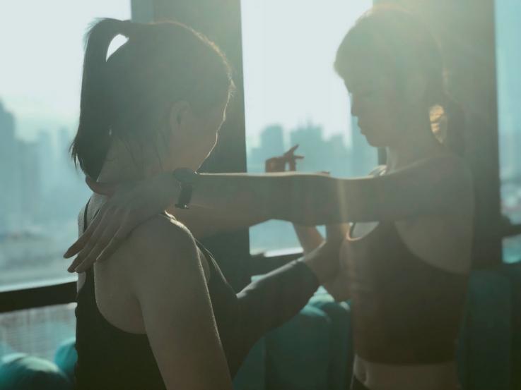 福州瑜伽馆-教学展示